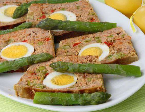 рецепт суфле из фарша и яиц