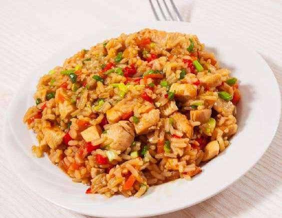 арабская кухня рецепты фото плов с мясом
