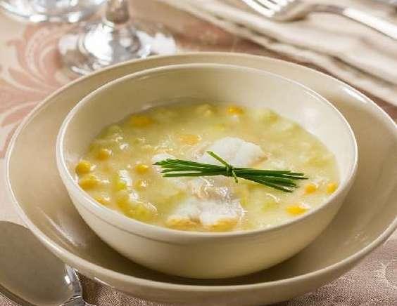 как приготовить суп чаудер