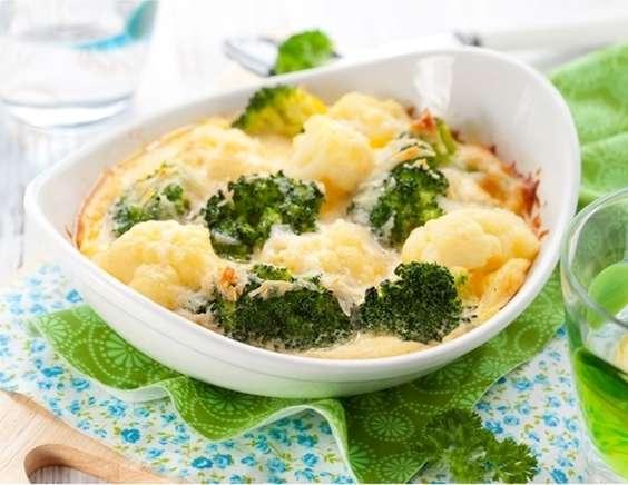 сырный соус для брокколи рецепт