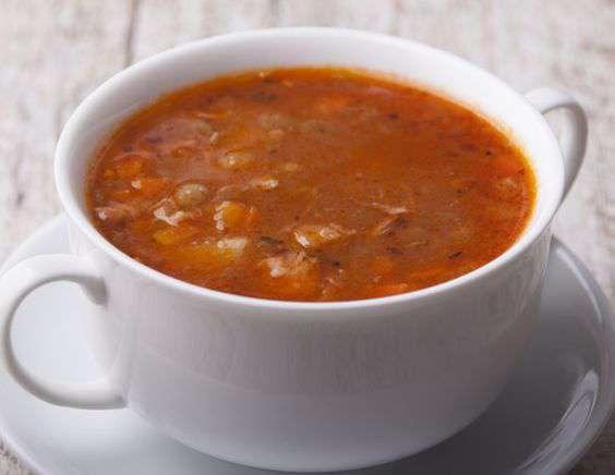 как приготовить тефтелевый суп с чечевицей
