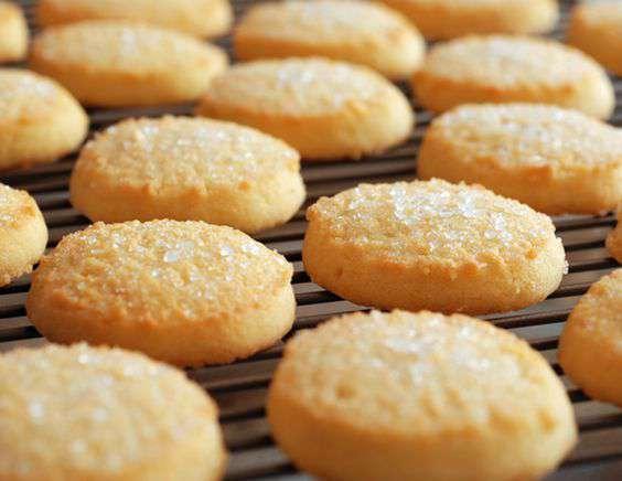 как приготовить песочные печенья легкий рецепт