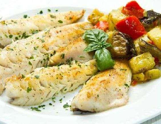 Как приготовить вкусный гарнир из рыбы