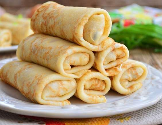 Тайский рецепт блинов
