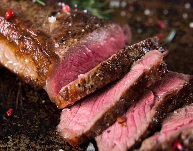 как готовить мраморную говядину в духовке
