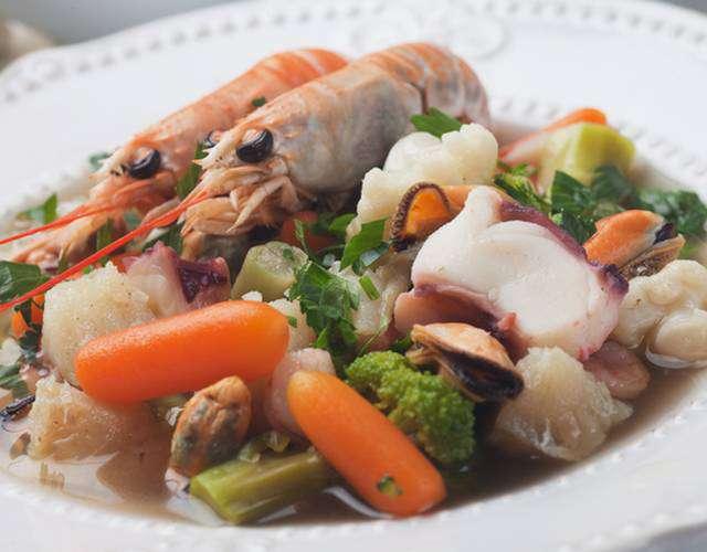 легкие рецепты супов из морепродуктов