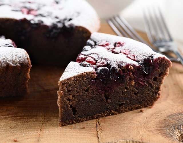 Шоколадный пирог картинка