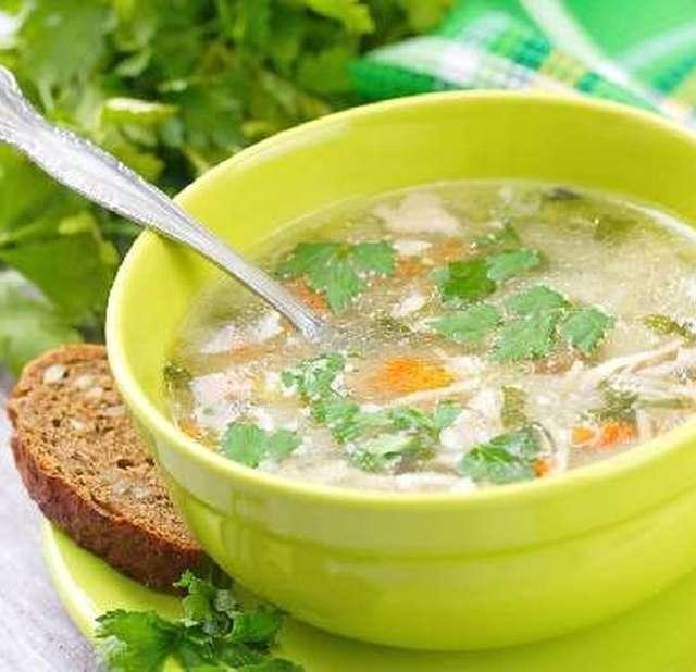 Сварить вкусный суп с овощами