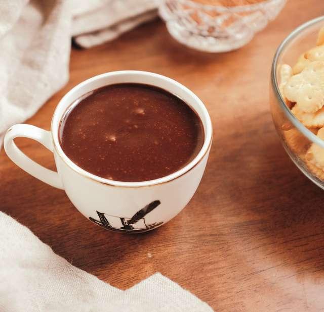 Глазурь для эклеров из какао