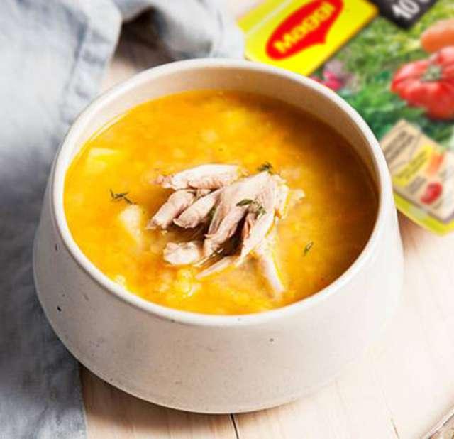 Суп с чечевицей ребенку в год — 9