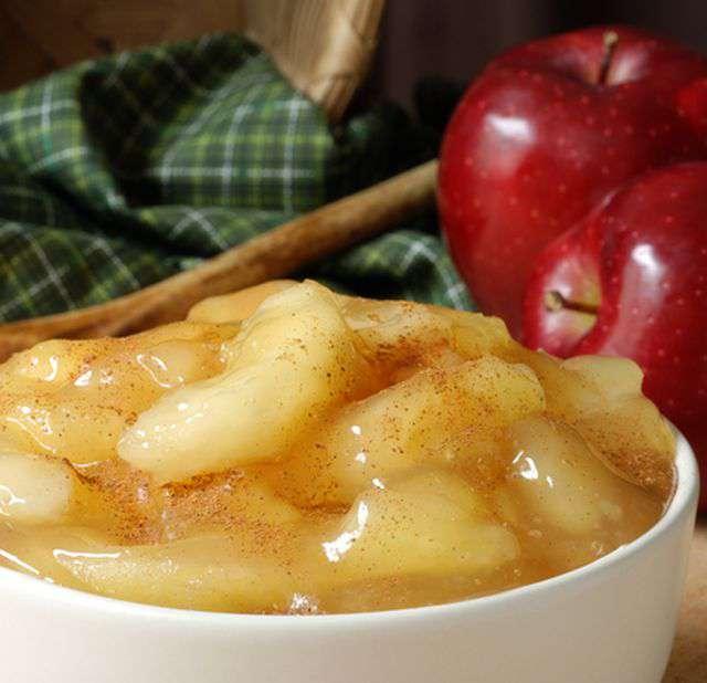 Яблочная начинка
