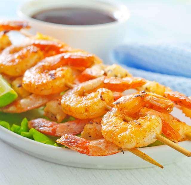Креветки с гребешками рецепты — pic 6