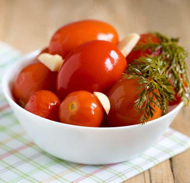 помидоры быстрой засолки рецепт с фото данном разделе