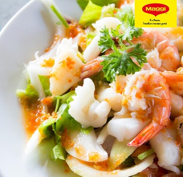 Рецепты диетических блюд из морепродуктов для похудения