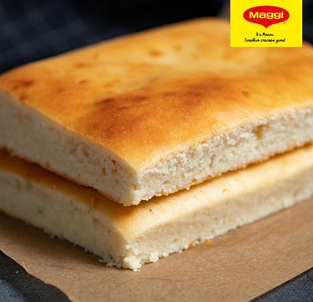 Бисквит на желтках рецепт с фото пошагово
